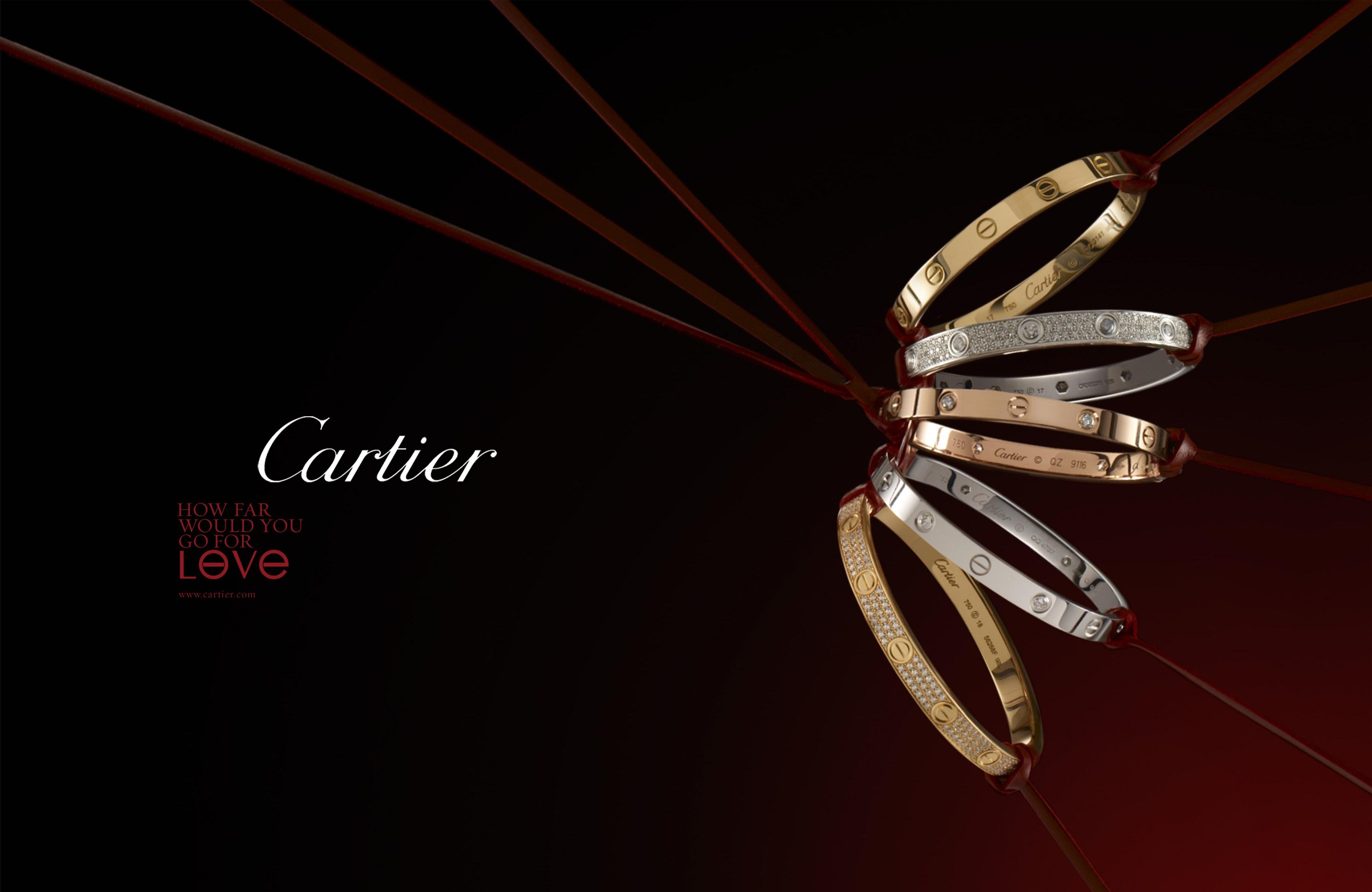 Cartier Sign Wallpaper