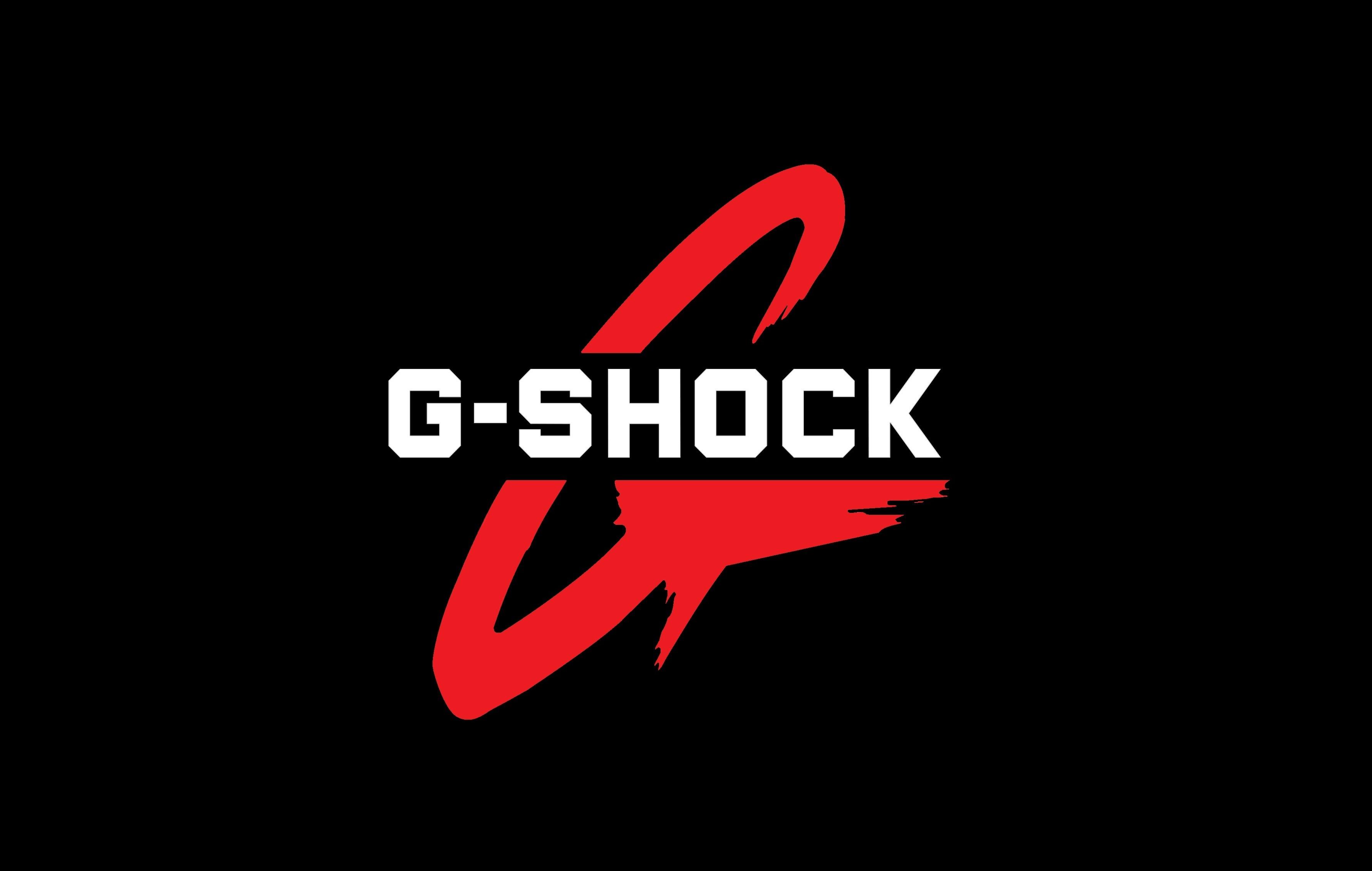 Casio G-Shock Logo Brand Wallpaper