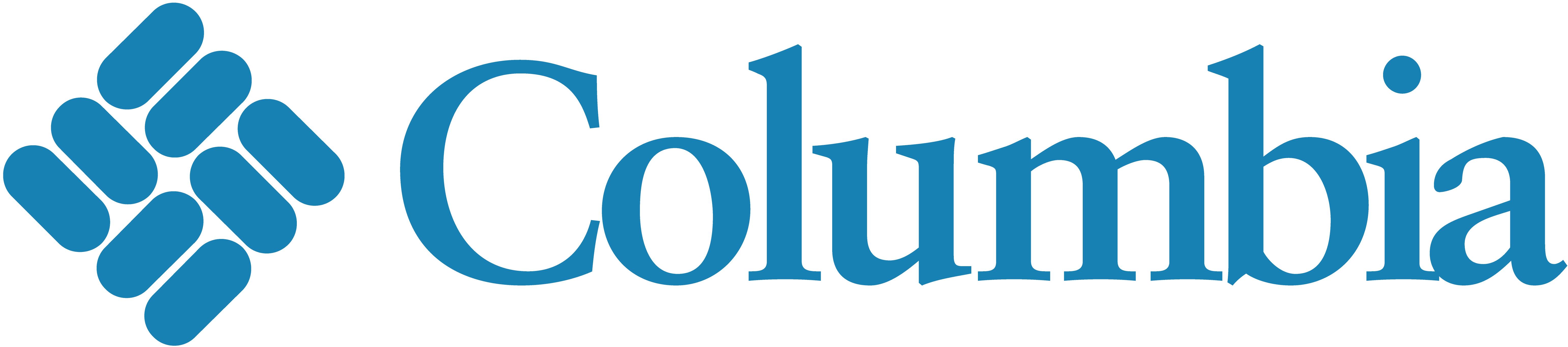 Columbia Logo Brand Wallpaper