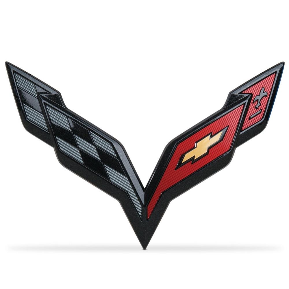 Corvette Emblem Wallpaper