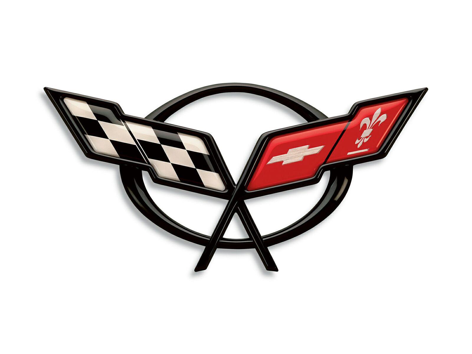 Corvette Chevrolet Symbol Wallpaper