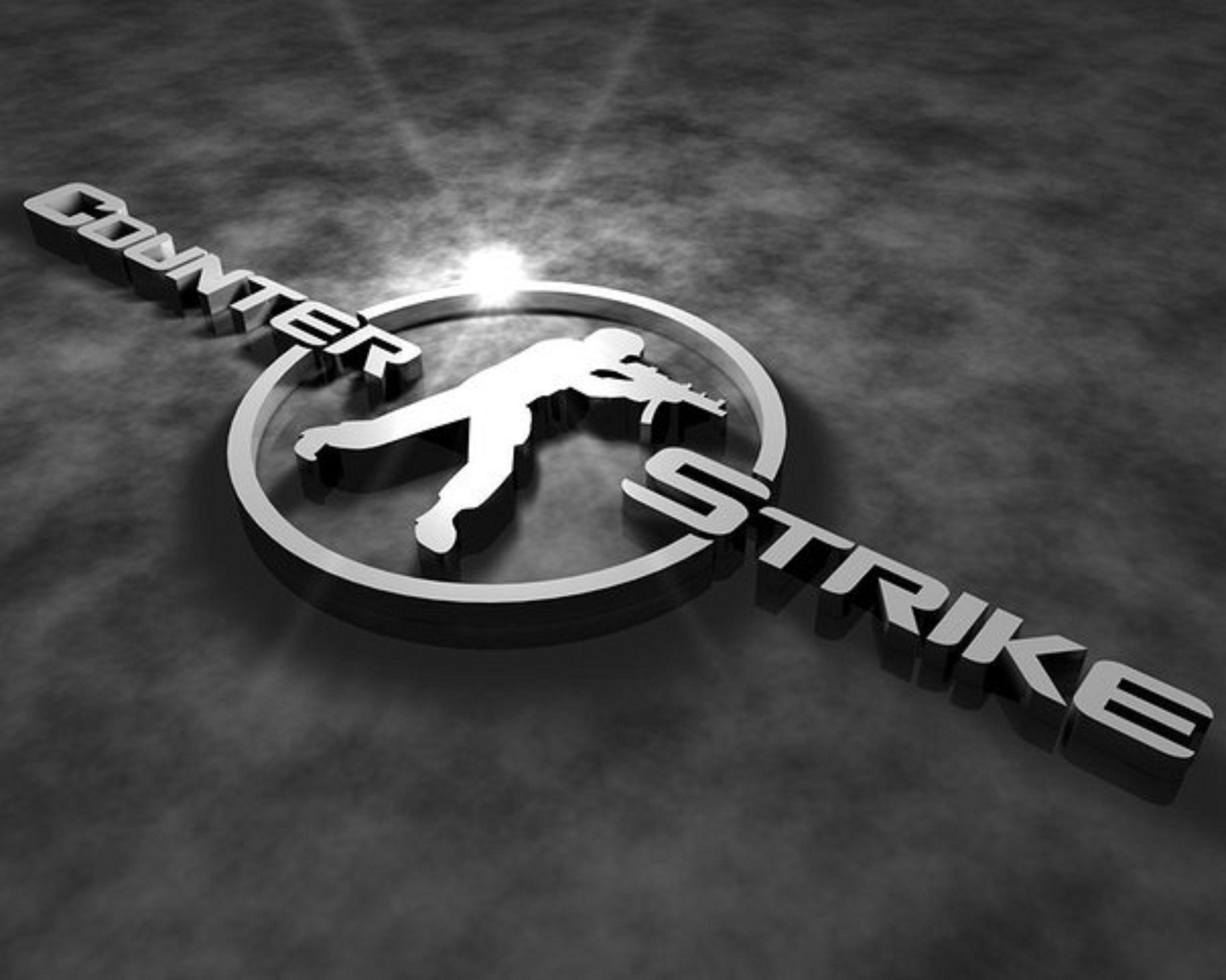 Counter Strike Logo Wallpaper