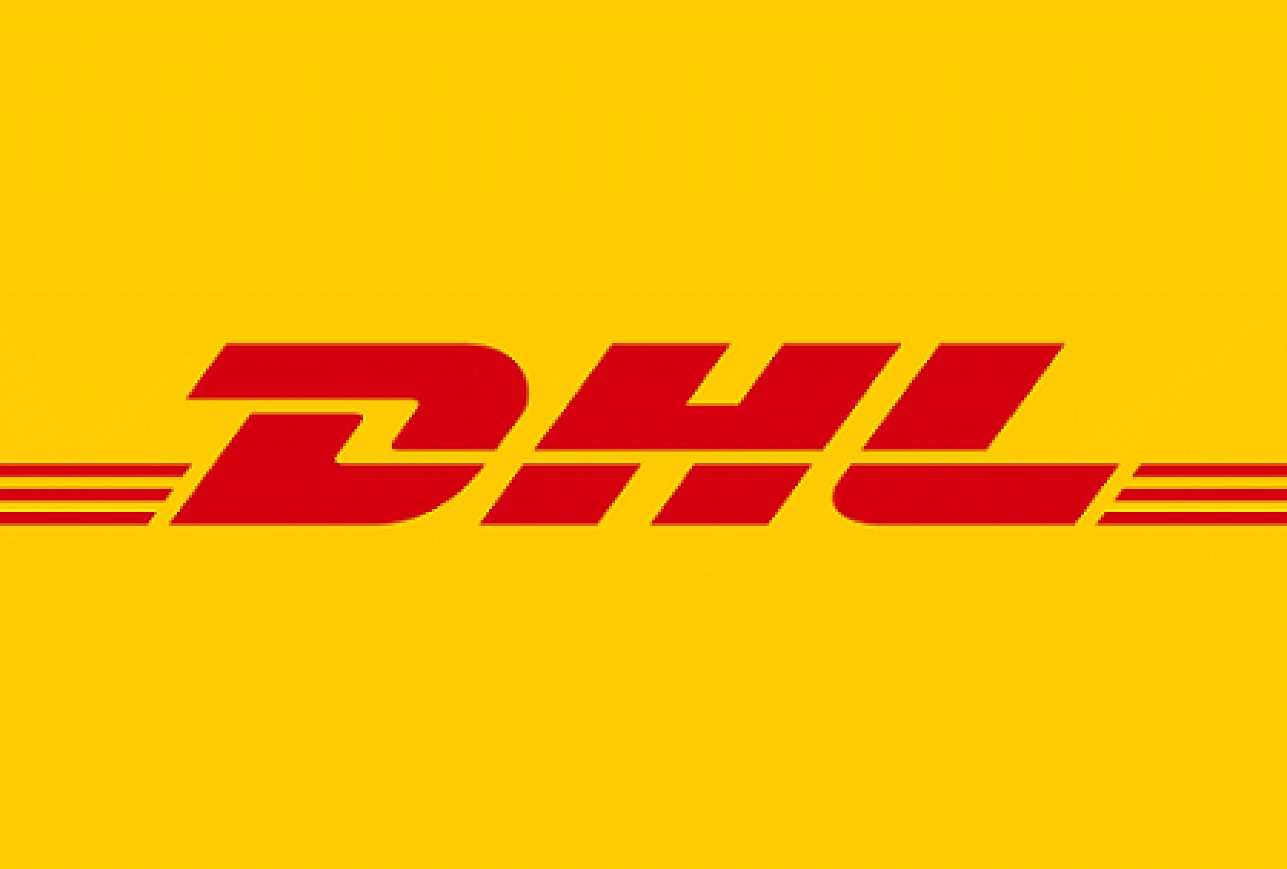 DHL Logo Wallpaper