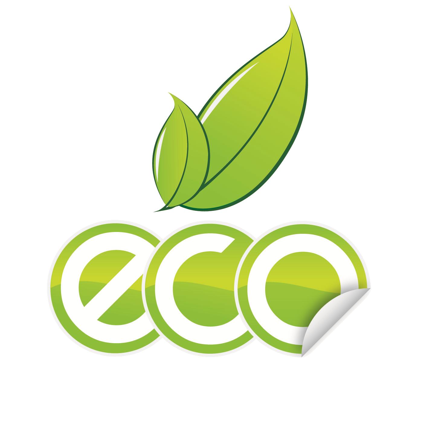 ECO Logo Wallpaper