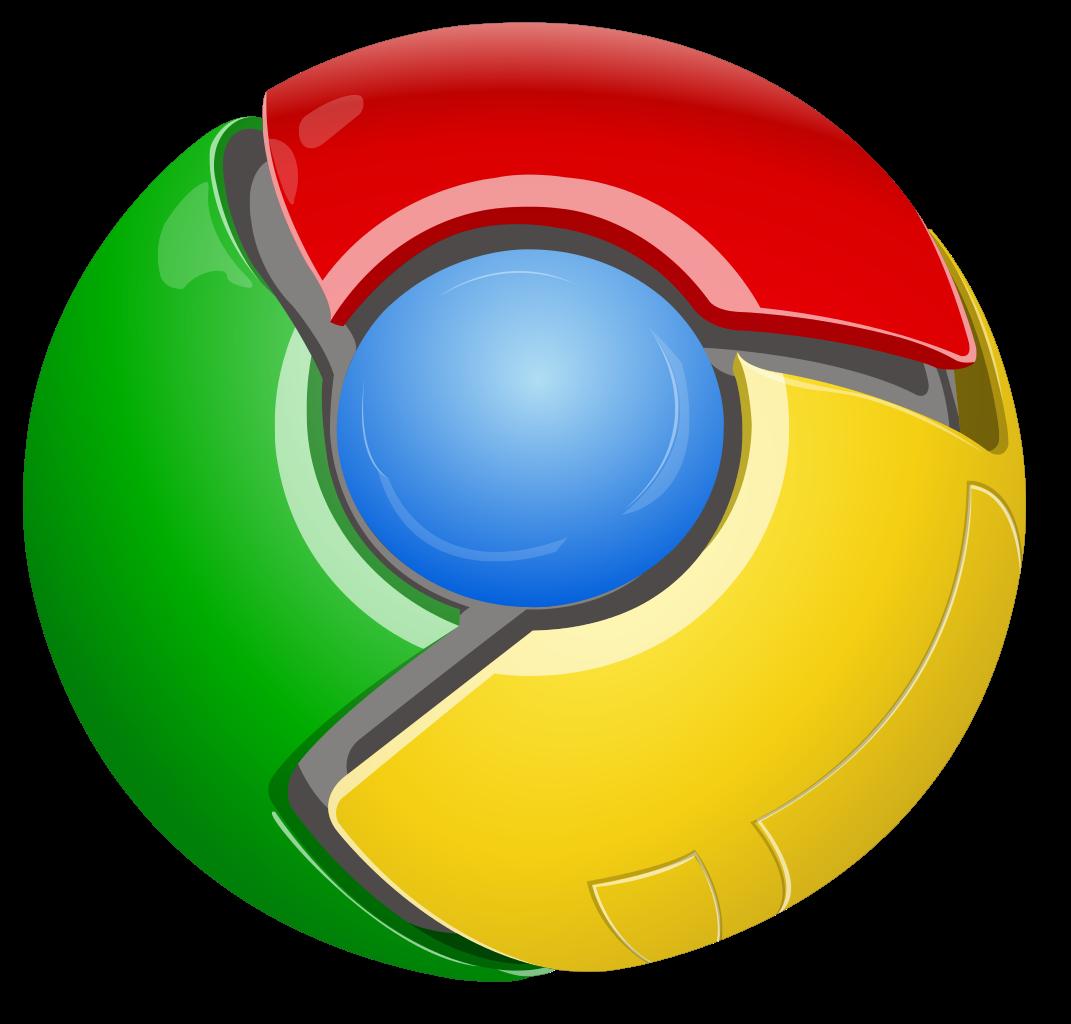 Google Chrome Logo Wallpaper