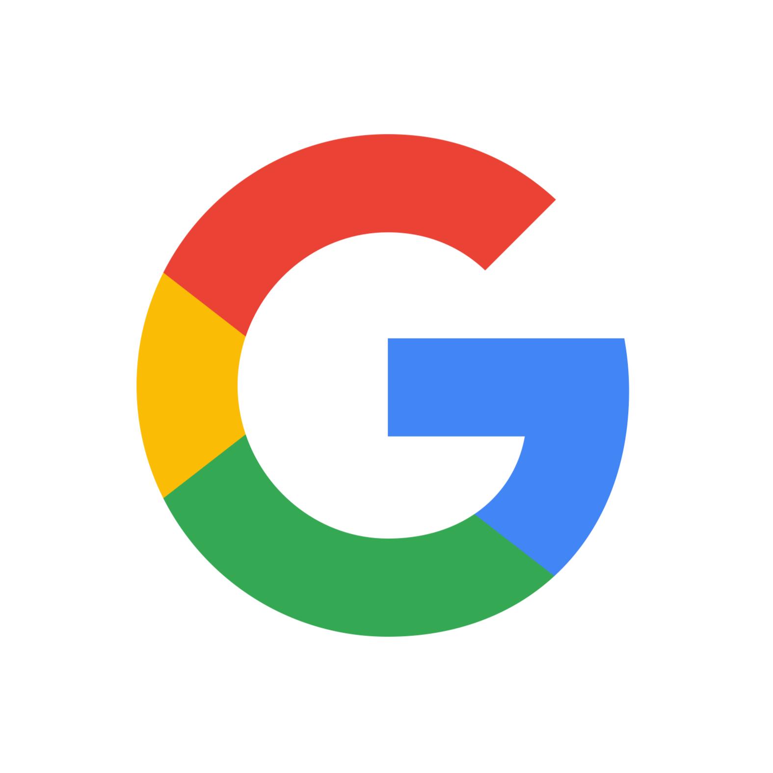 Googles New Logo Wallpaper