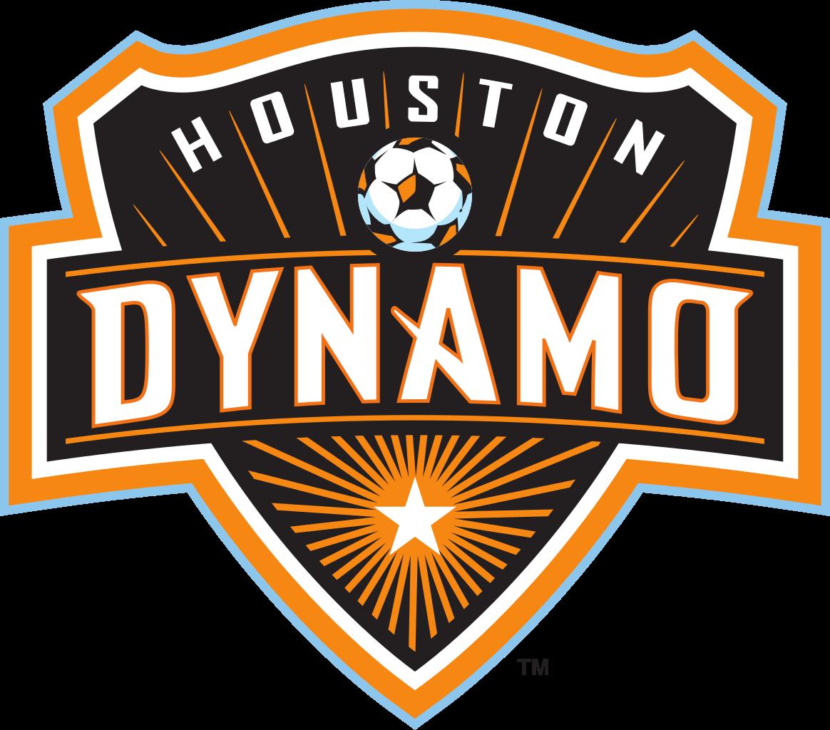 Houston Dynamo Football Club Logo Wallpaper