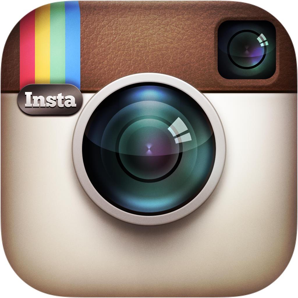 Instagram Symbol Wallpaper