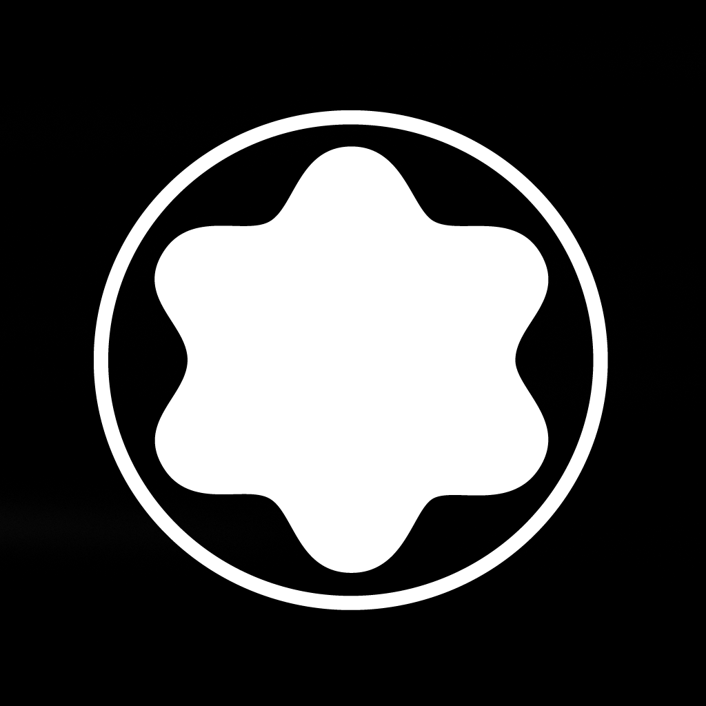 Mont Blanc Symbol Wallpaper