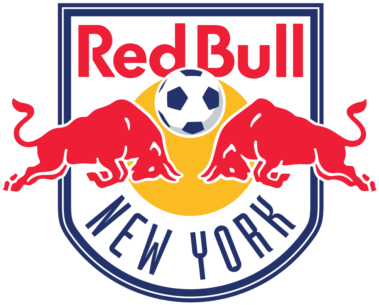 New York Red Bulls Logo Wallpaper