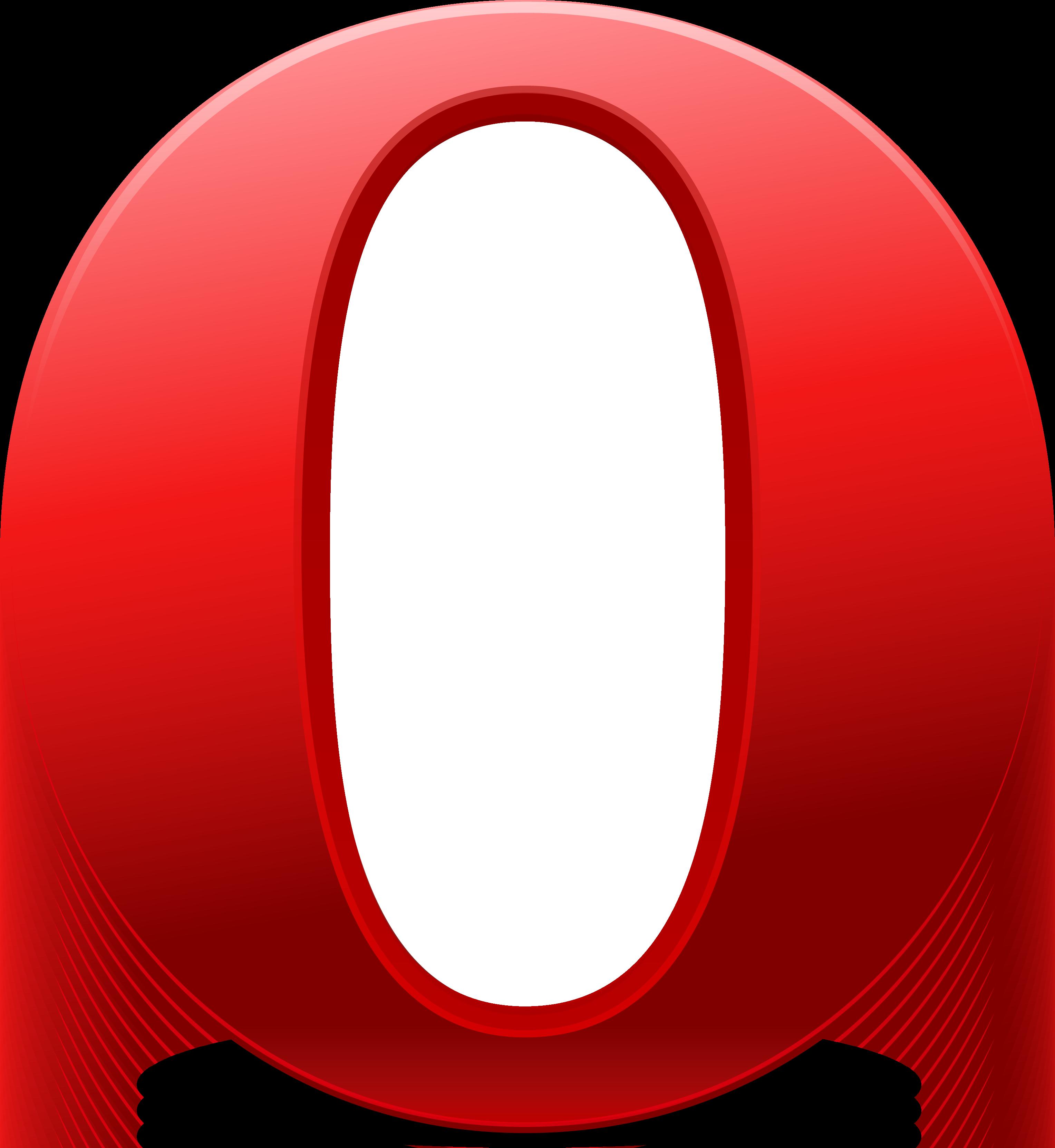 Opera Logo Wallpaper