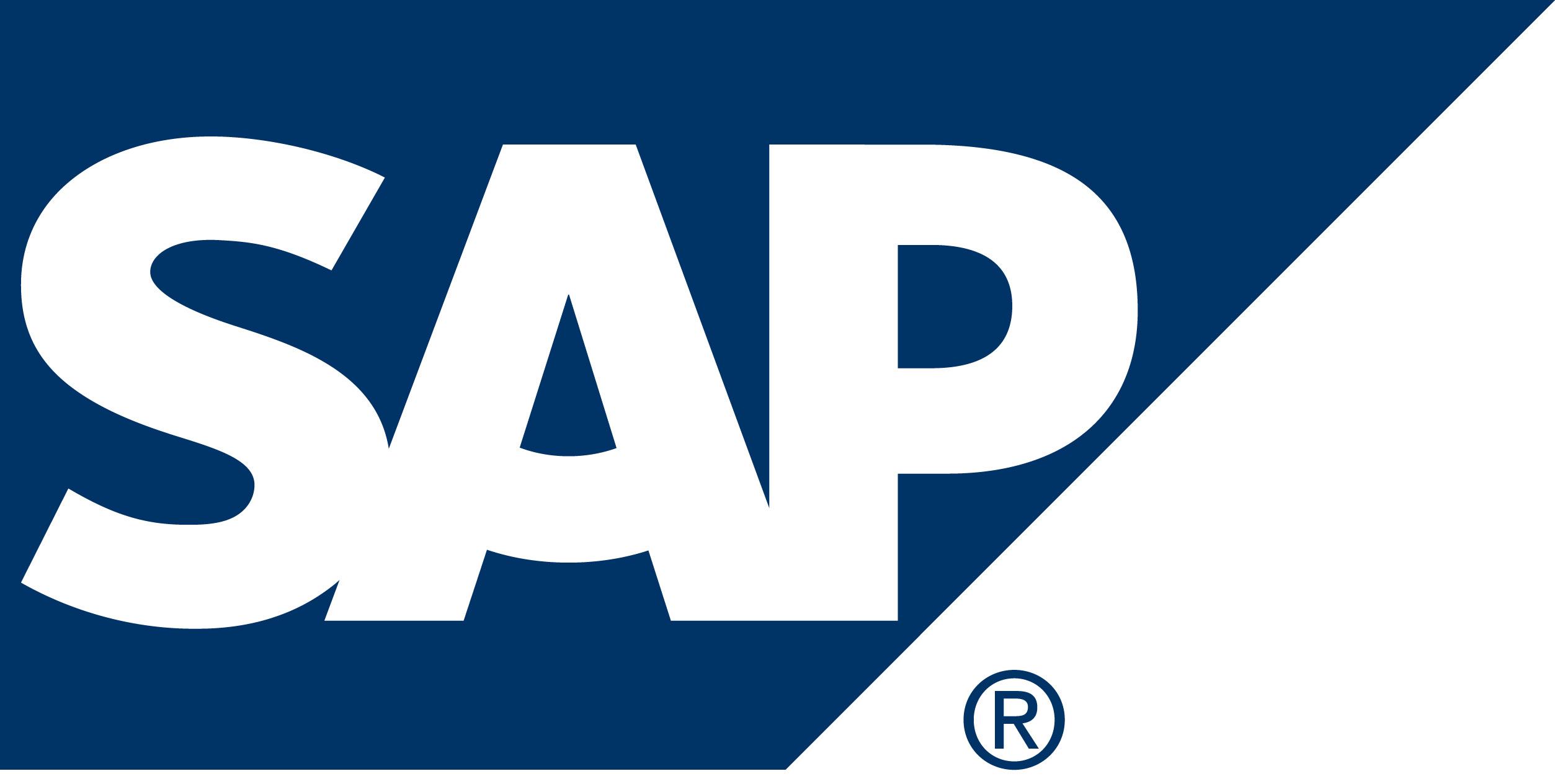 SAP Logo Wallpaper
