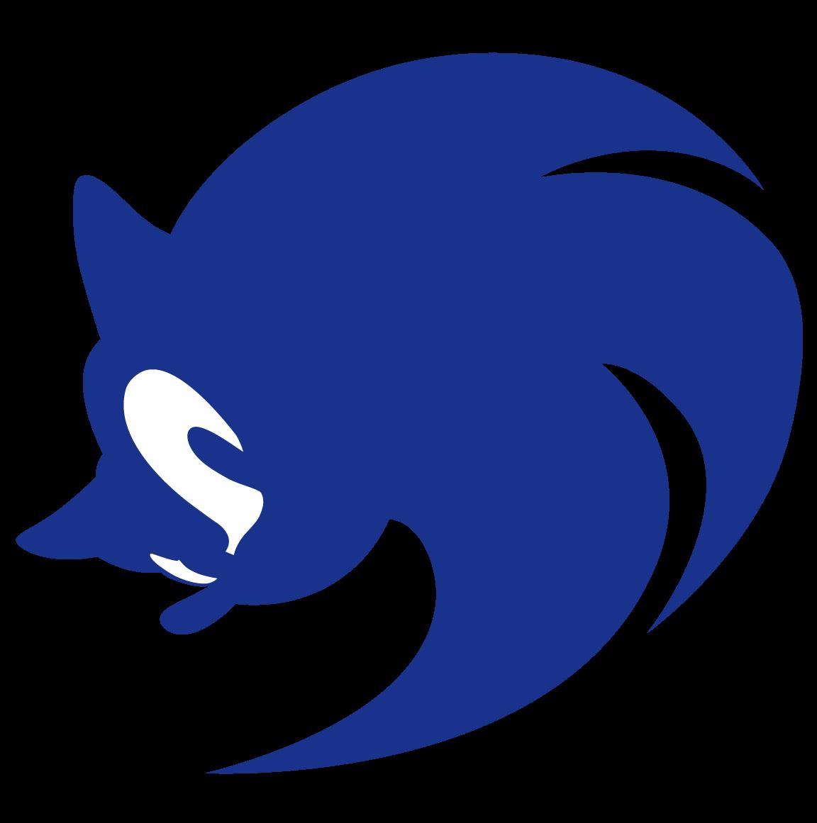 Sonic Logo Wallpaper