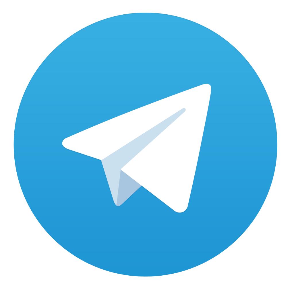 Telegram Logo Wallpaper