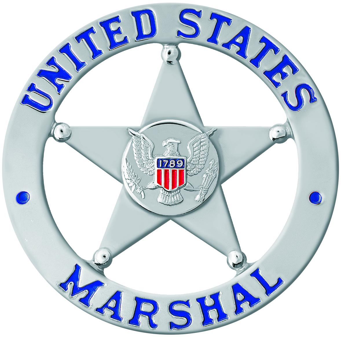 United States Marshal Badge Wallpaper