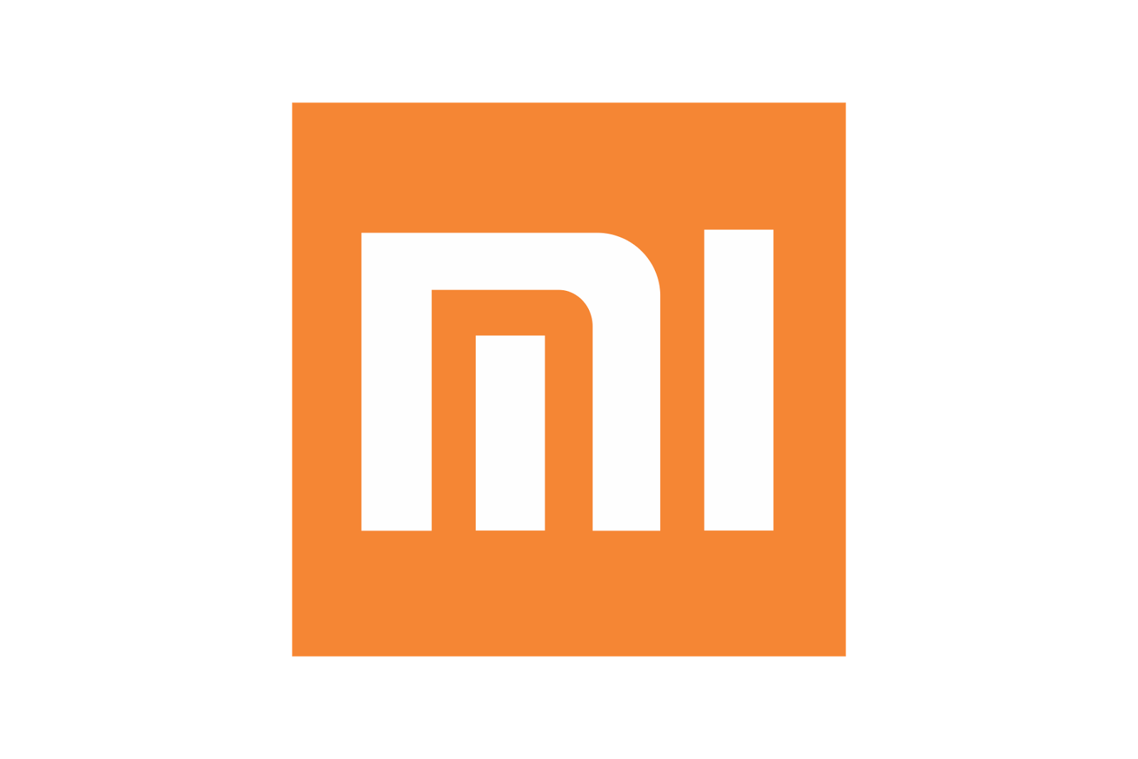 Xiaomi Logo Wallpaper