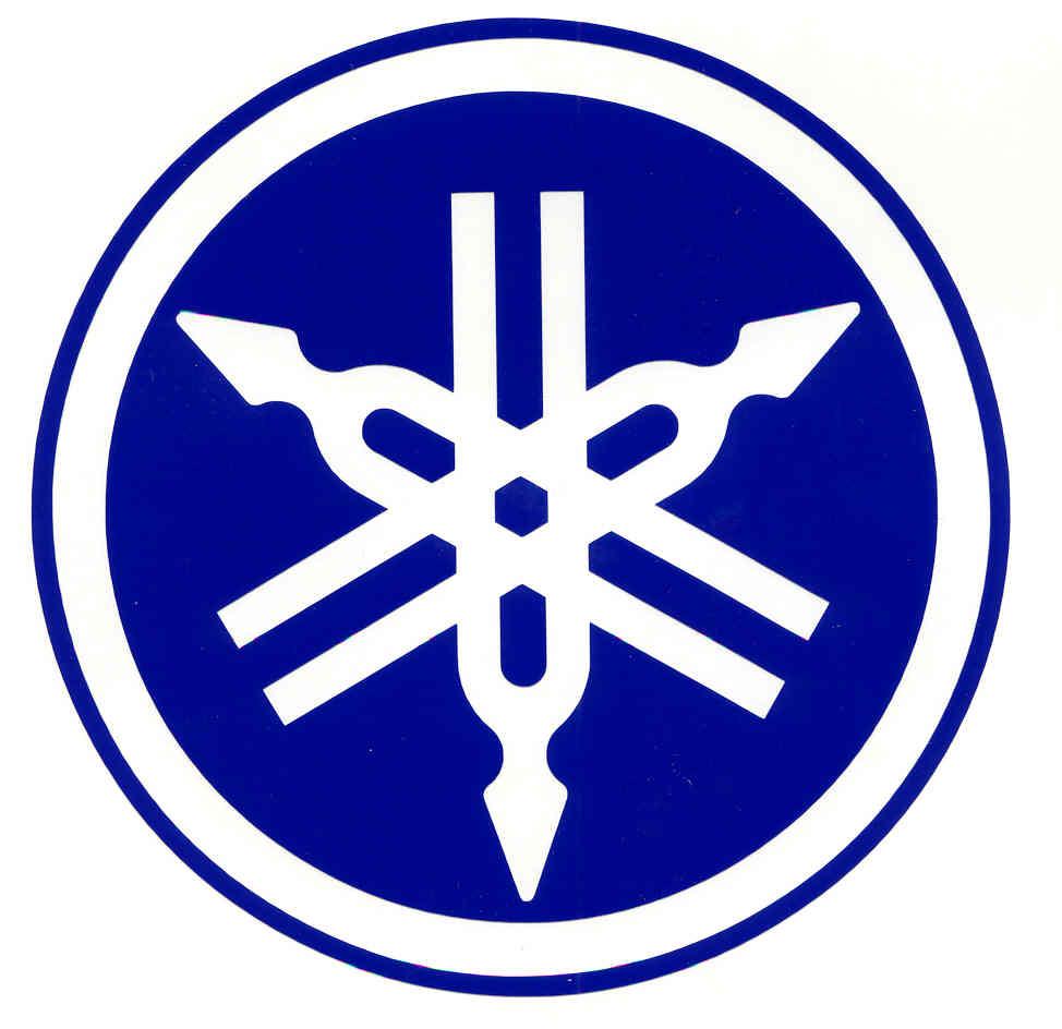 Yamaha Blue Logo Wallpaper