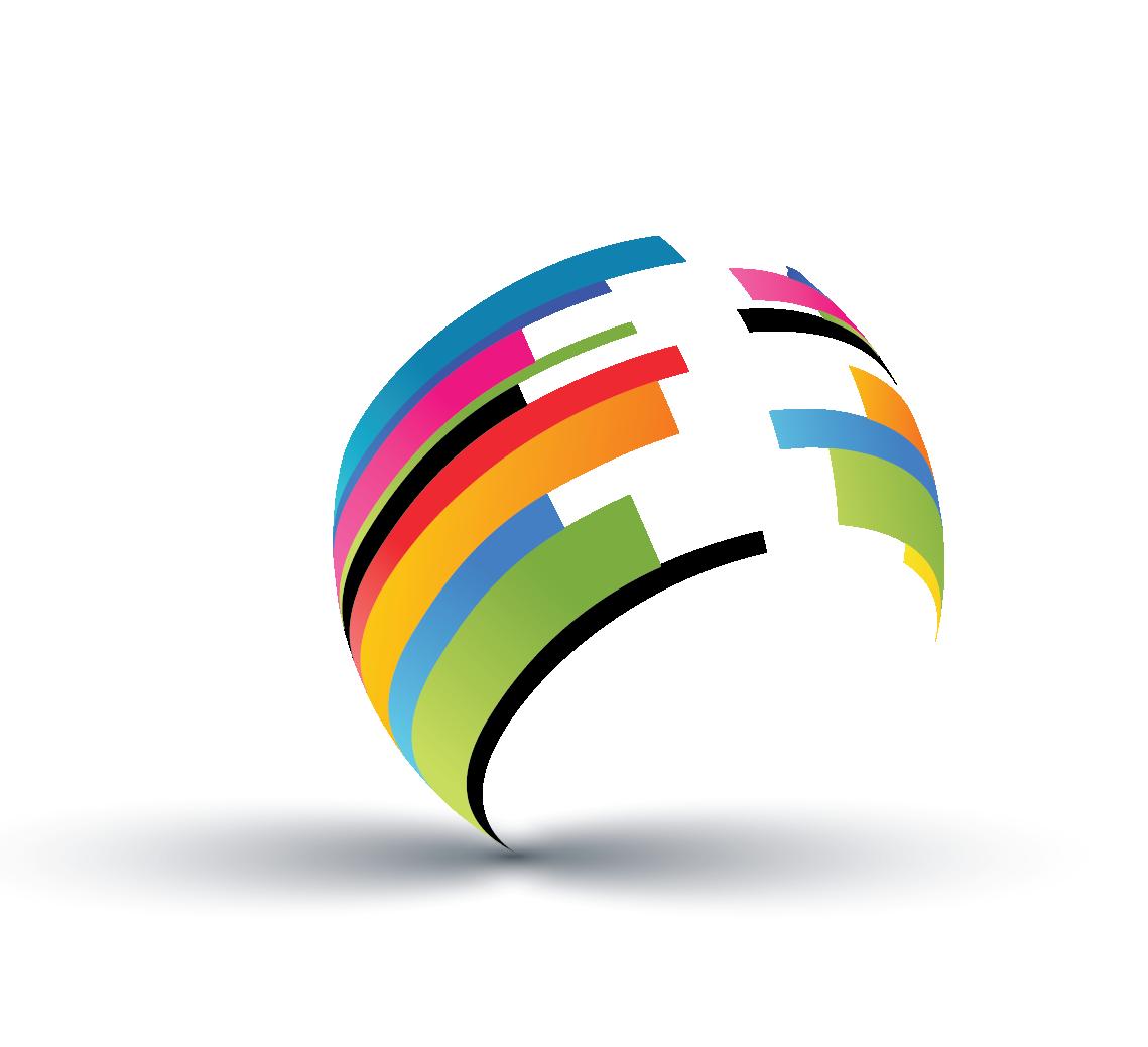Abstract Logo Vector Wallpaper