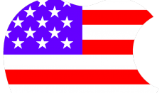 Apple USA Logo