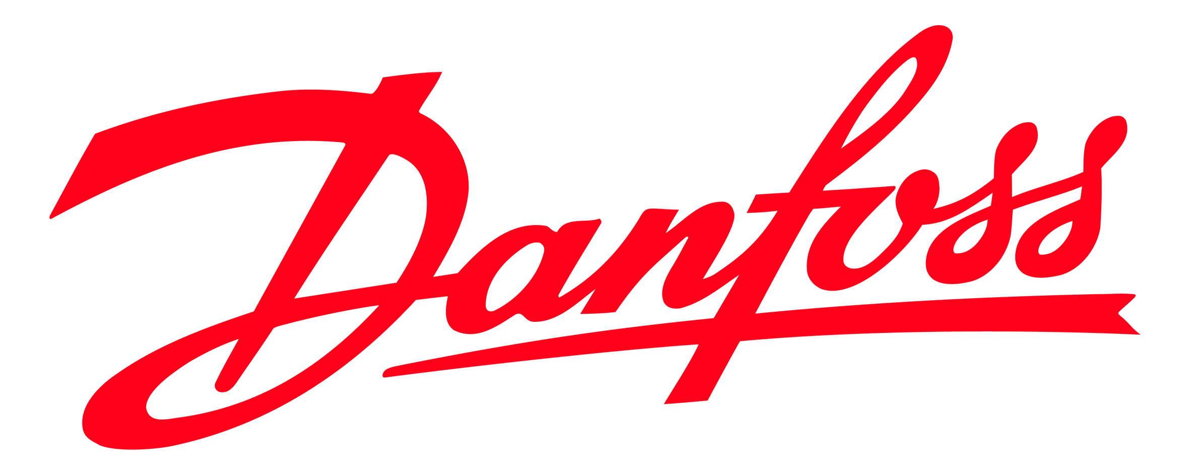 Danfoss Logo Wallpaper