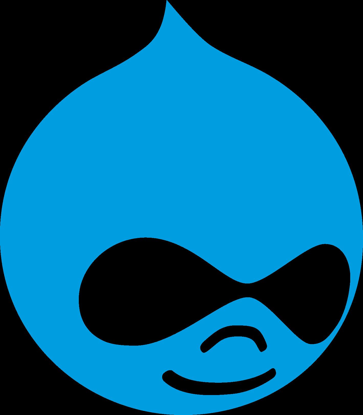 Drupal Logo Wallpaper