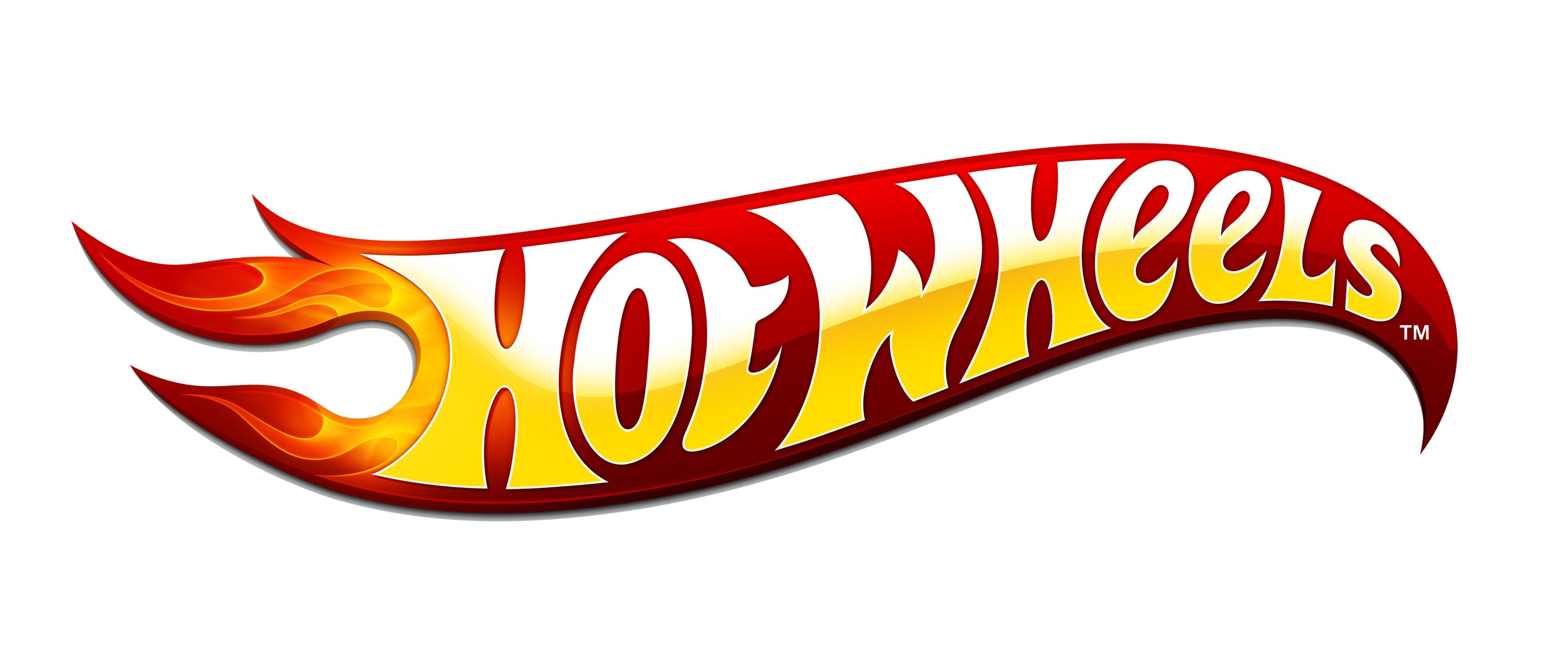 Hot Wheels Logo Wallpaper