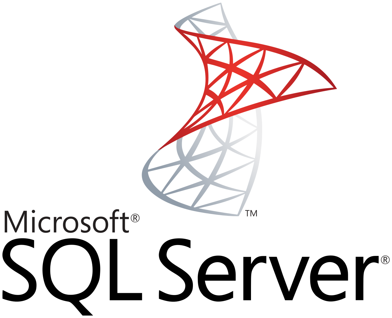 Microsoft SQL Logo Wallpaper