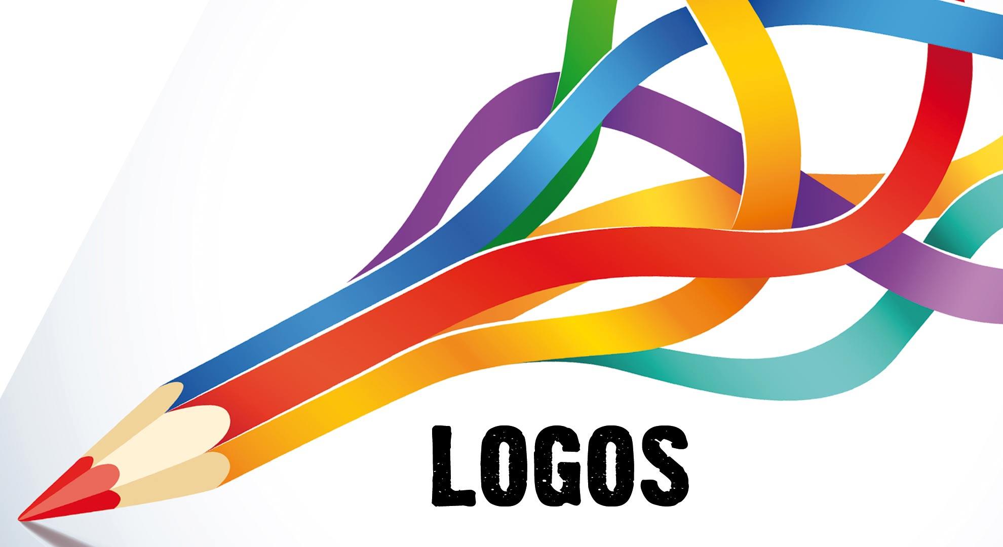 Random Logo Wallpaper