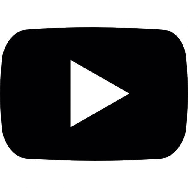 Youtube Black Logo Wallpaper
