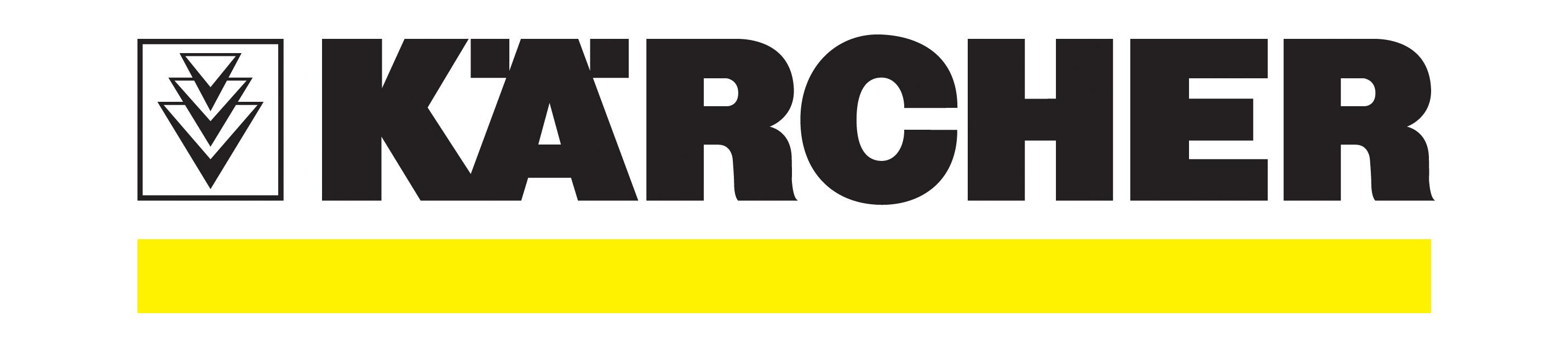 Karcher Logo Wallpaper
