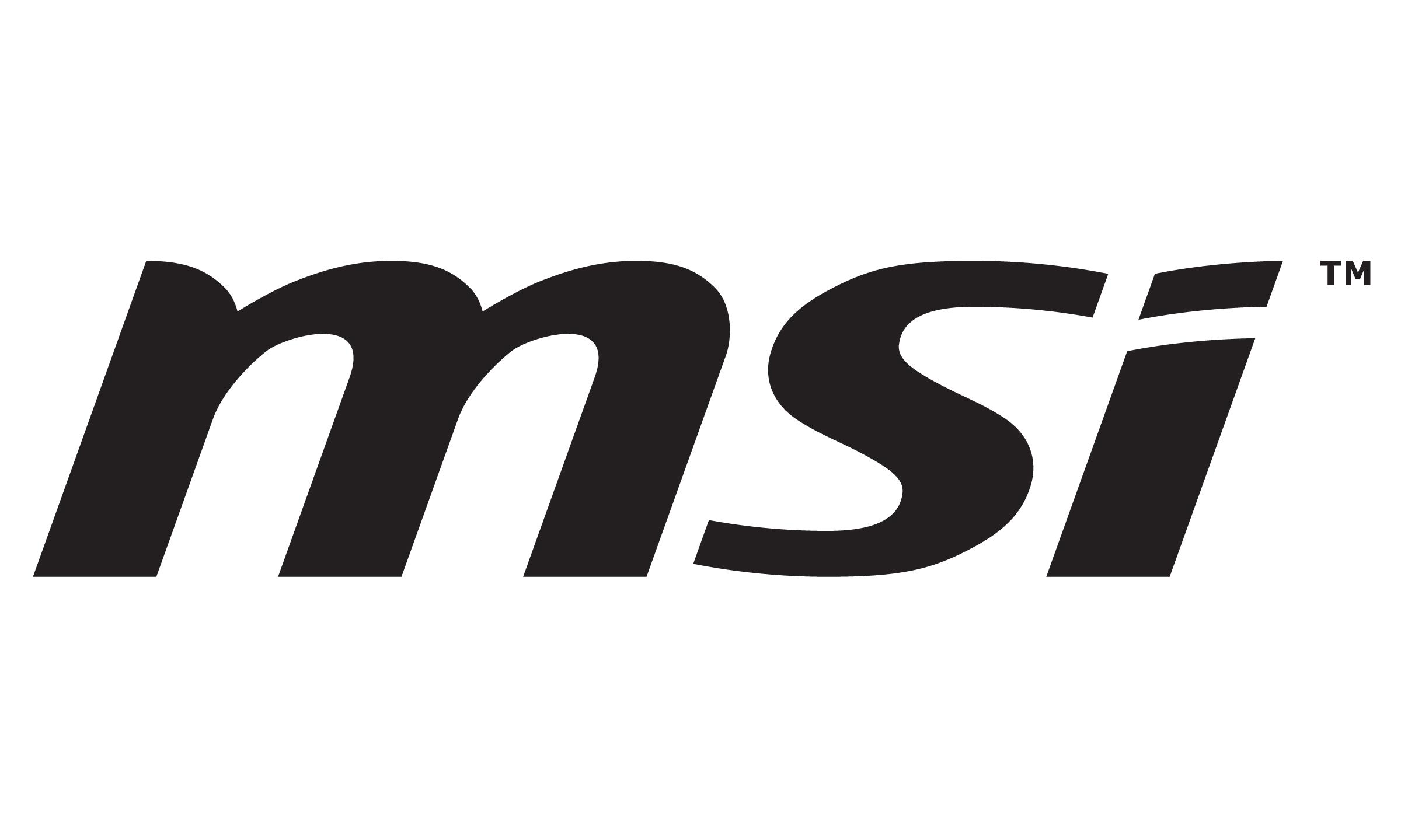 MSI Logo Wallpaper