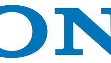 Sony Blue Logo