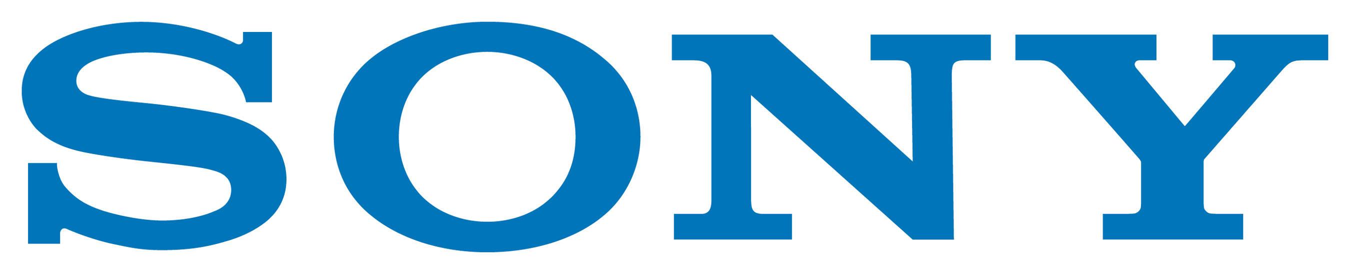 Sony Blue Logo Wallpaper