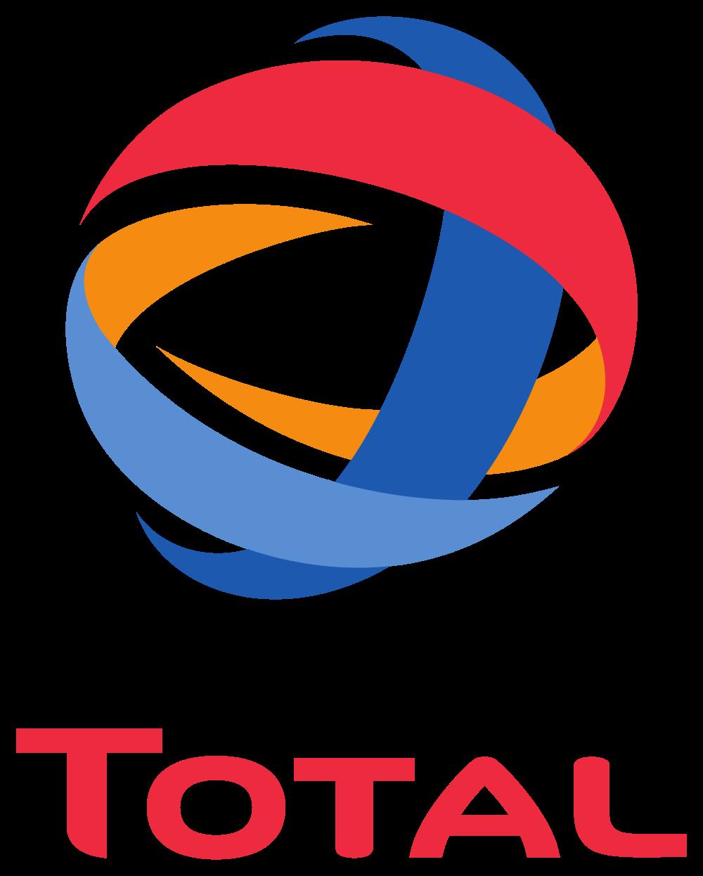 Total Logo Wallpaper