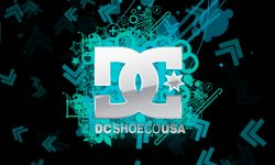 DC Shoe CO USA logo