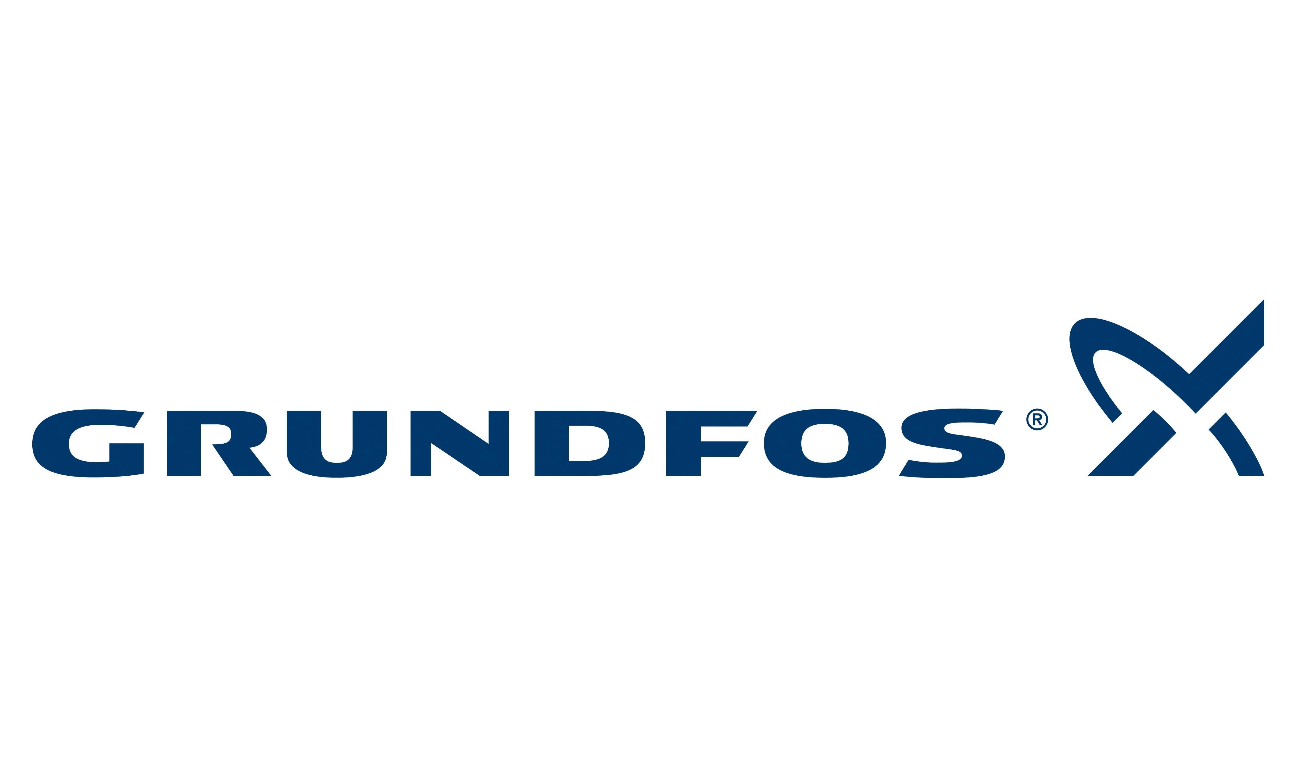 Grundfos Logo Wallpaper