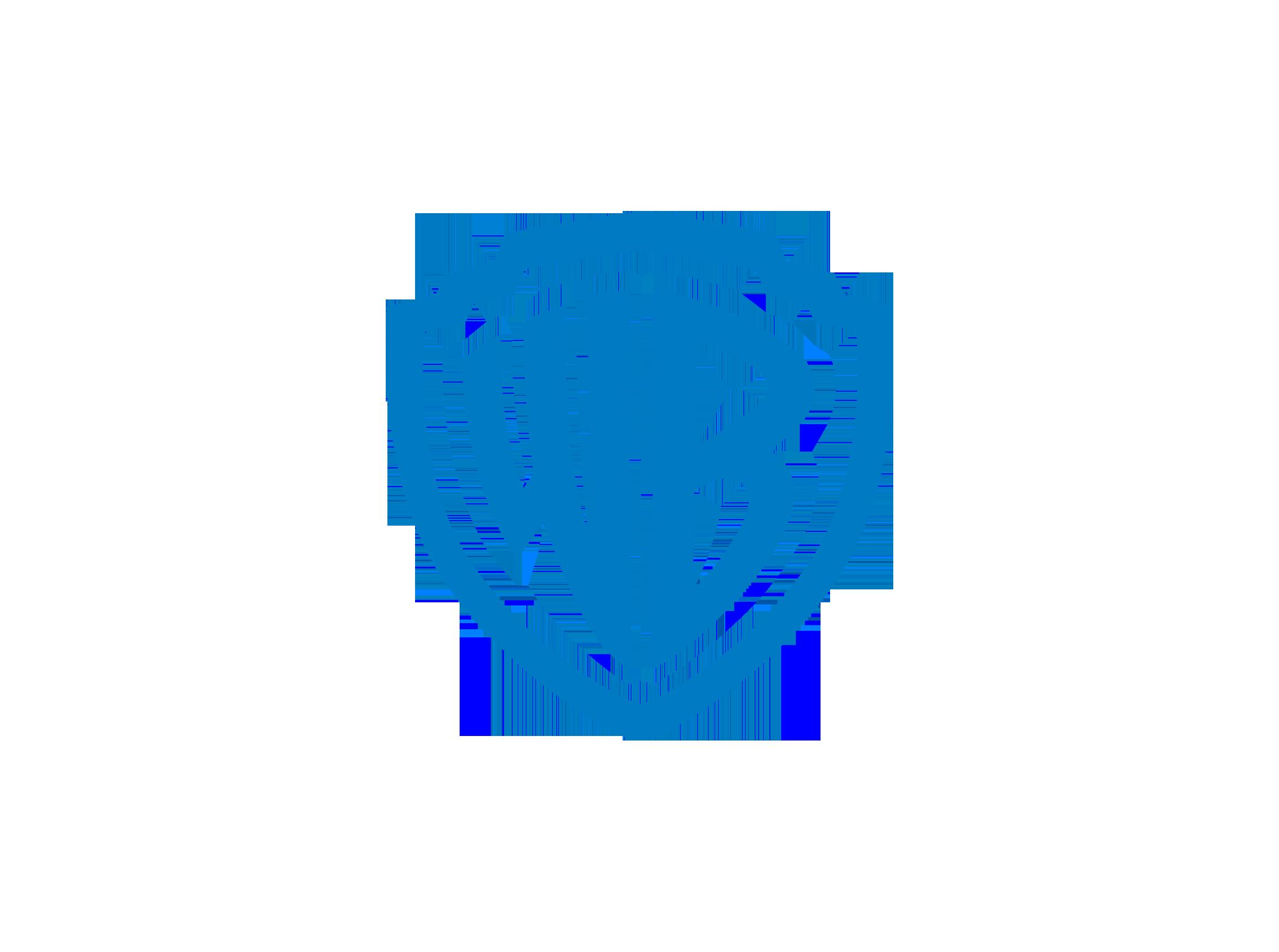 Warner Brothers Blue Logo Wallpaper