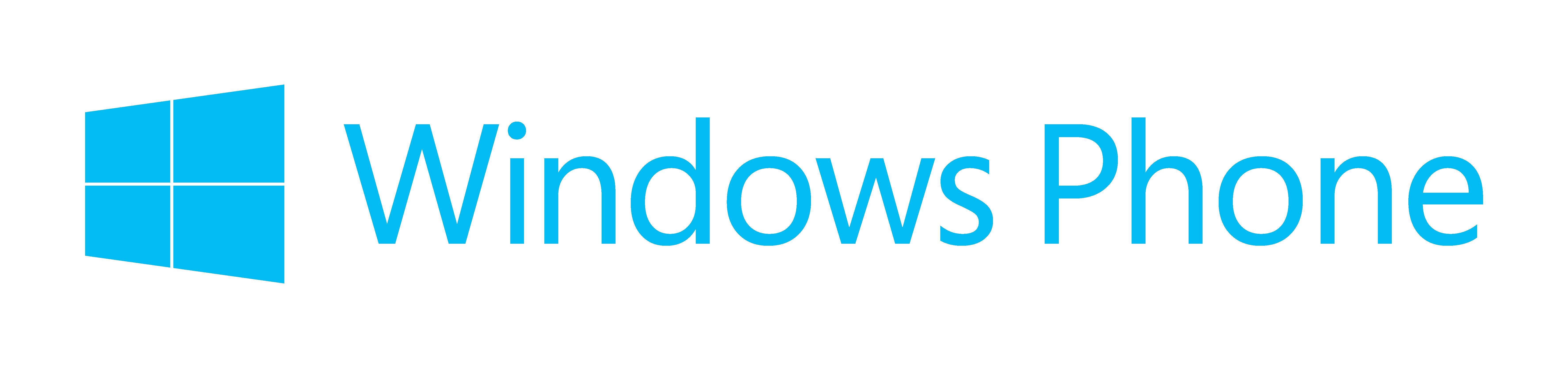 Windows Phone Logo PNG Wallpaper