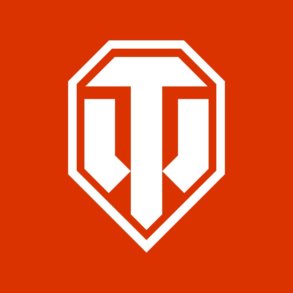 World of Tanks Red Logo Wallpaper