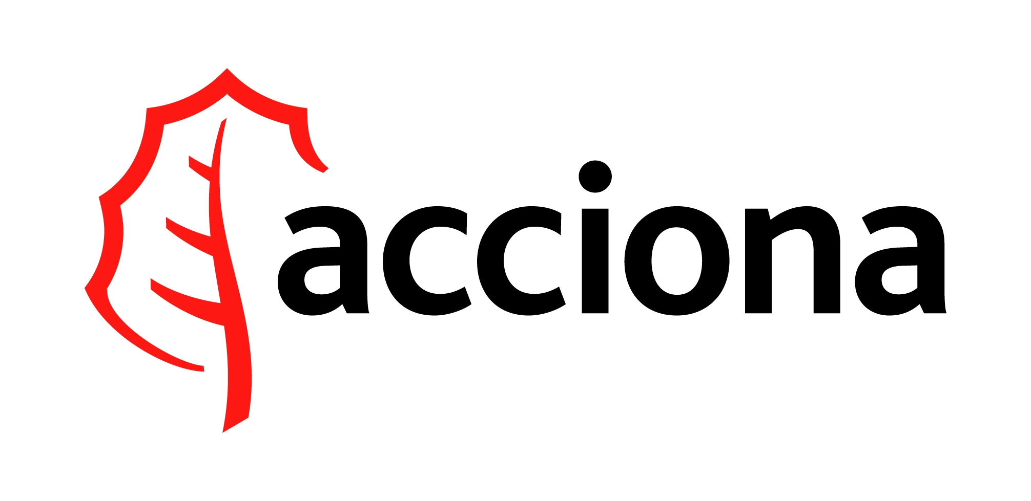 Acciona Logo Wallpaper