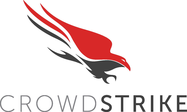 Crowd Strike Logo Wallpaper
