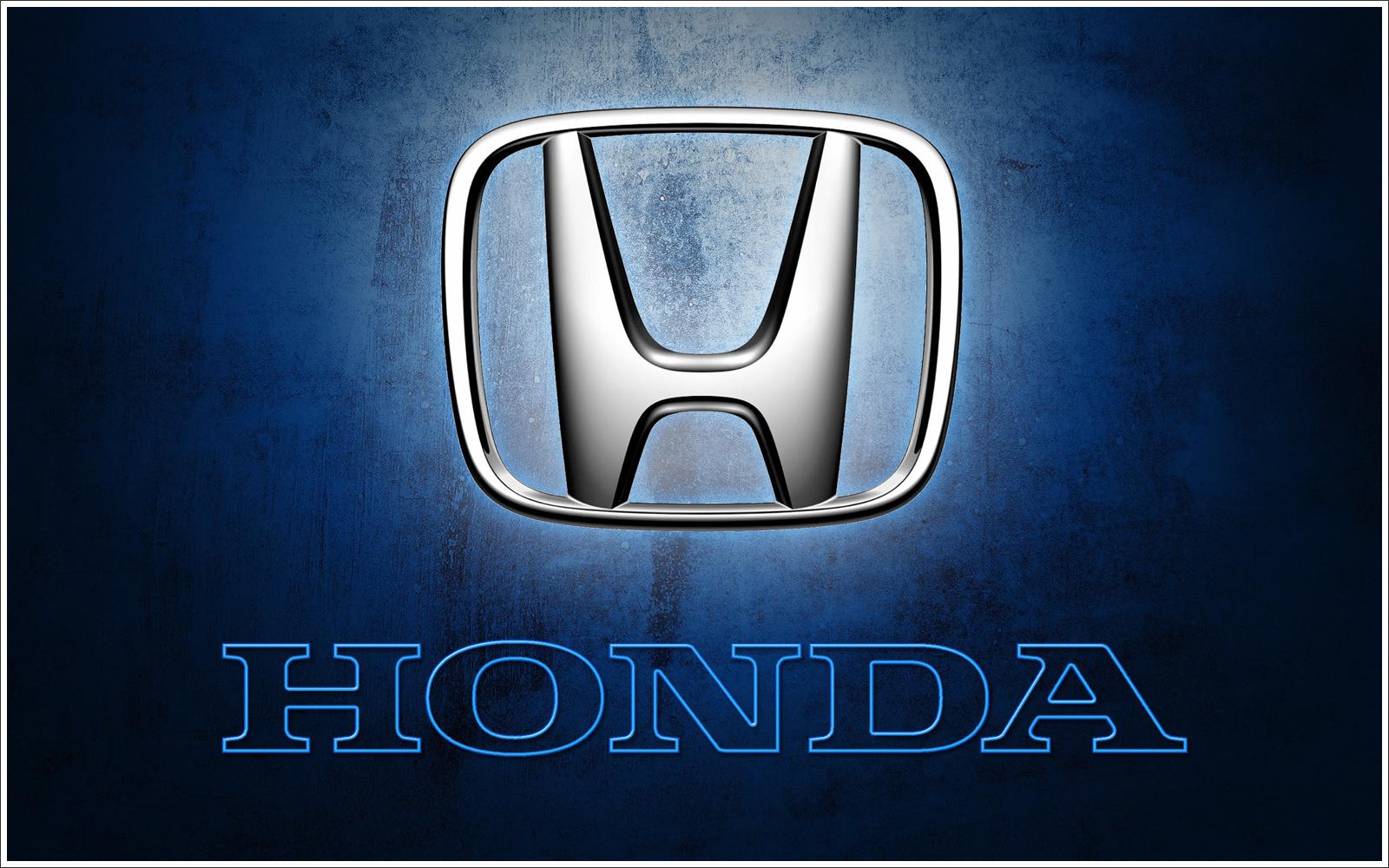 Honda Emblem Wallpaper