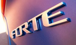 Kia Forte Emblem