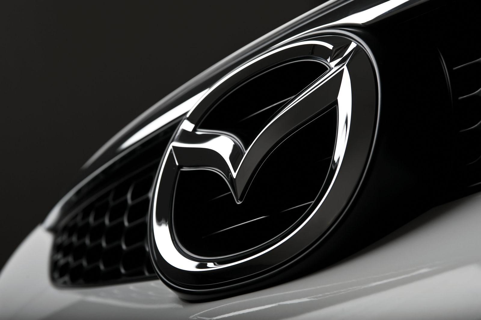 Mazda Emblem Wallpaper