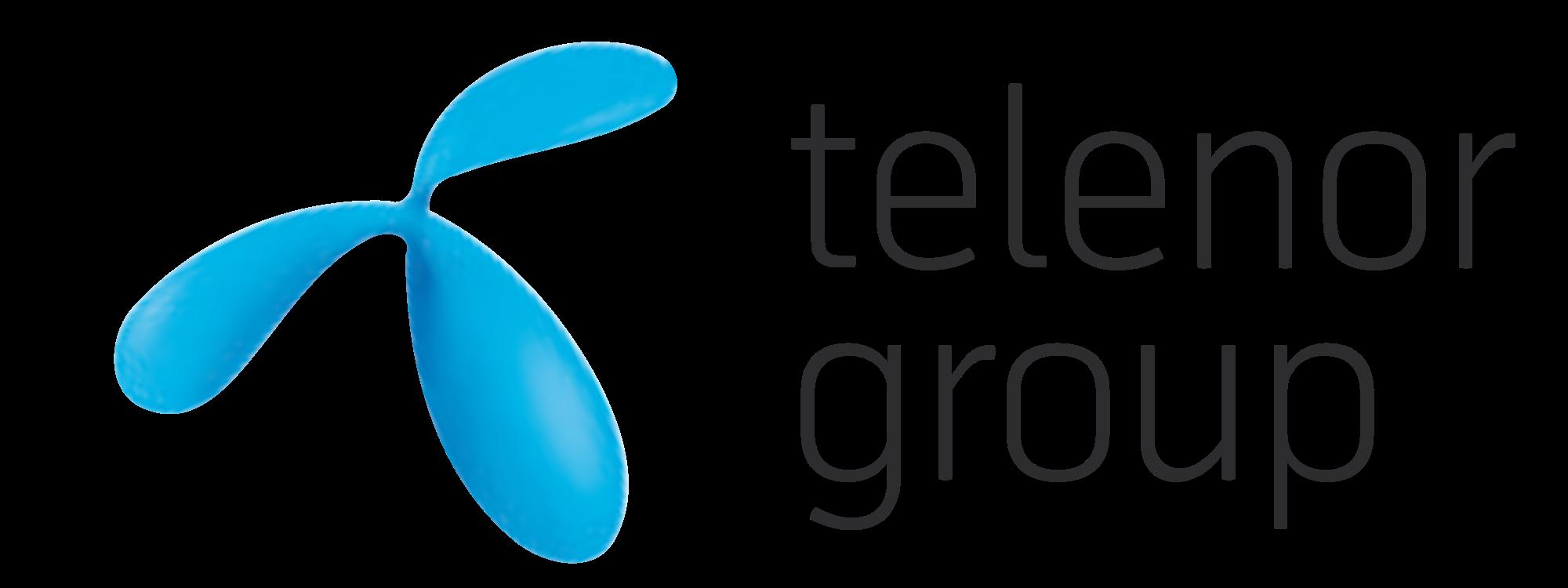 Telenor Group Logo Wallpaper