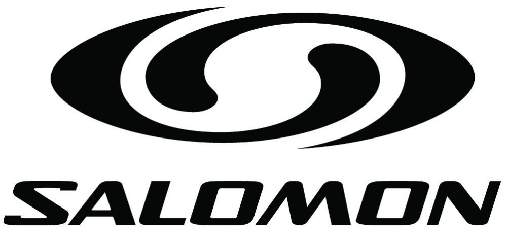 Salomon Logo Wallpaper