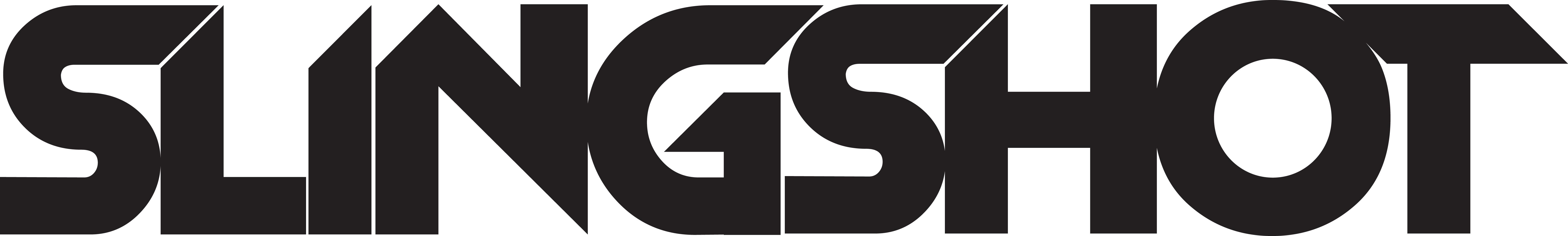 Slingshot Logo Wallpaper