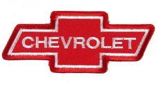 Chevrolet red emblem