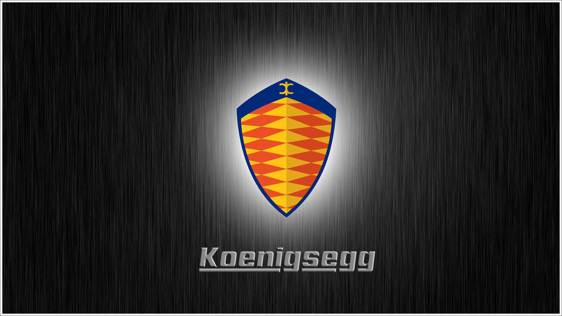 Koenigsegg Emblem Wallpaper