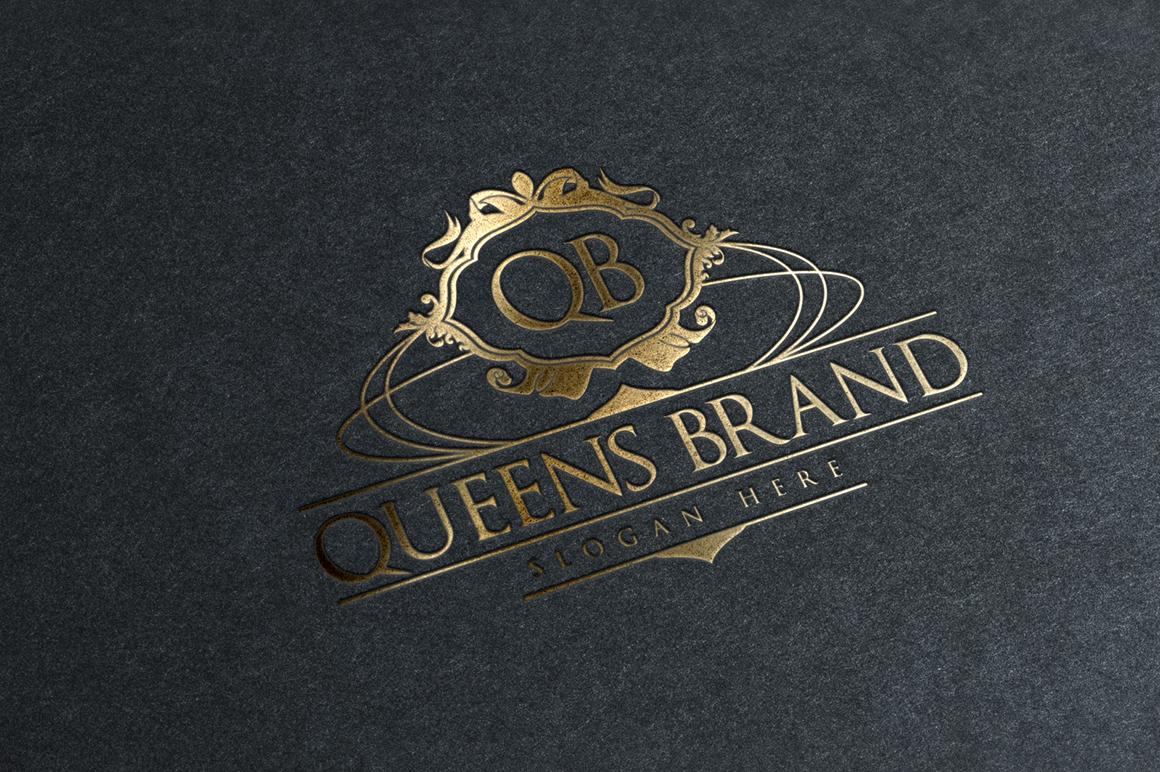 Queens Brand Emblem Wallpaper